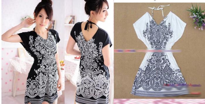 Легкое летнее платье из шелка для Вас в разделе Личные вещи в